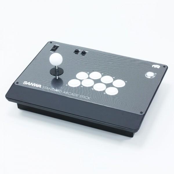 SANWA STANDARD ARCADE STICK for PS4 MoNo JPN NEW