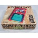 CONSOLE GAMEBOY LIGHT TEZUKA OSAMU WORLD SHOP CLEAR RED JPN OCCASION