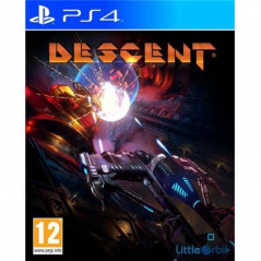 DESCENT PS4 PAL FR NEW