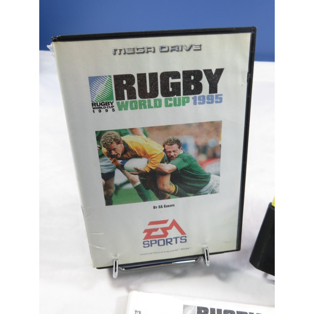 RUGBY WORLD CUP 1995 MEGADRIVE PAL-EURO OCCASION