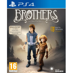 BROTHERS PS4 FR OCCASION