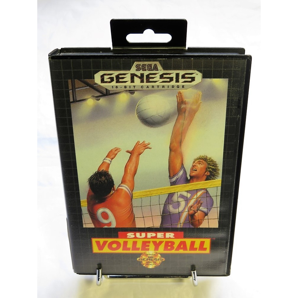 SUPER VOLLEYBALL GENESIS NTSC-USA OCCASION