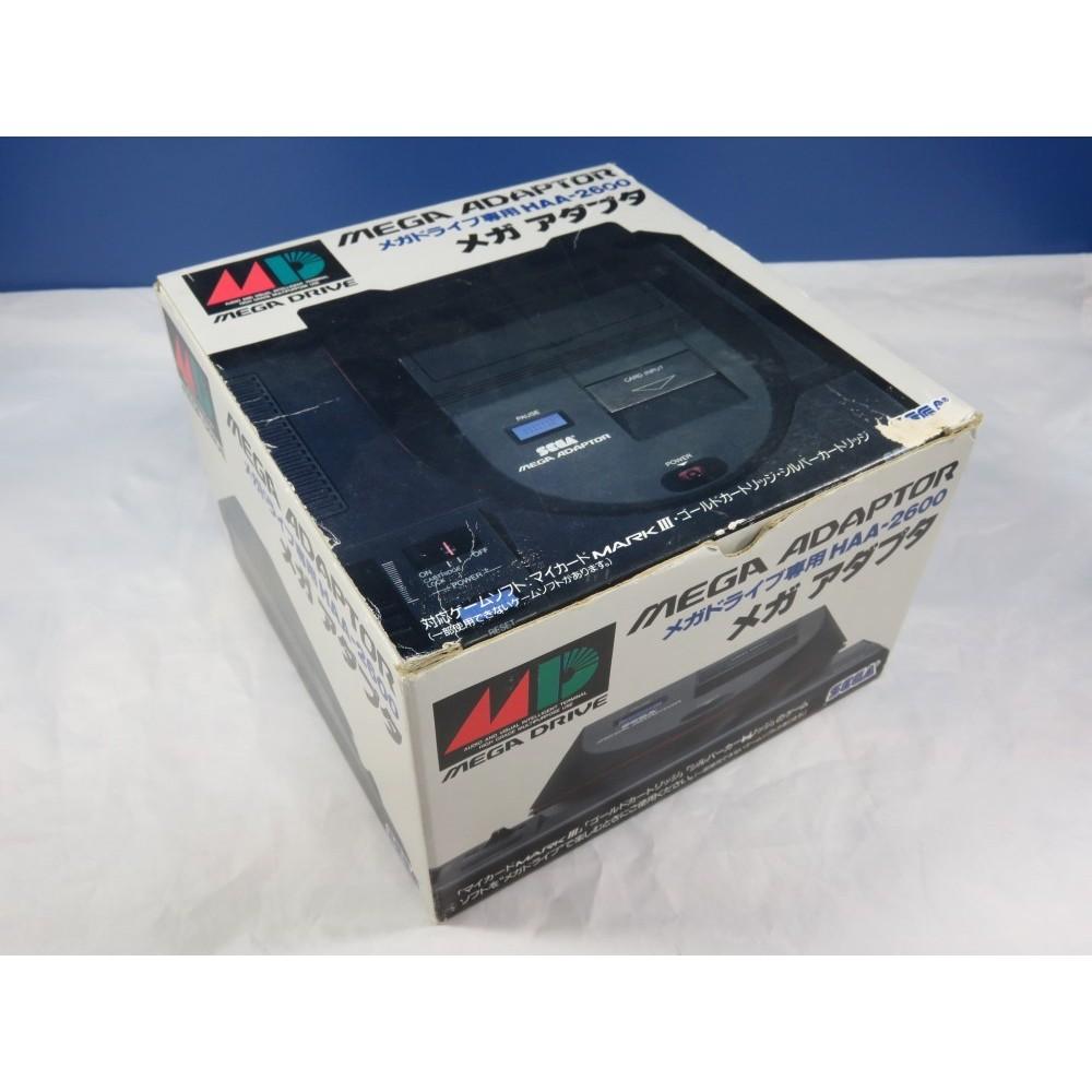 MEGA ADAPTOR HAA-2600 (SANS NOTICE-SANS VISSE) MEGADRIVE JPN OCCASION