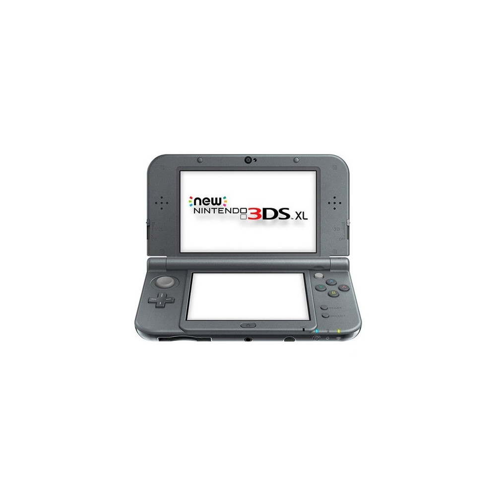 CONSOLE NEW 3DS XL NOIR US OCCASION
