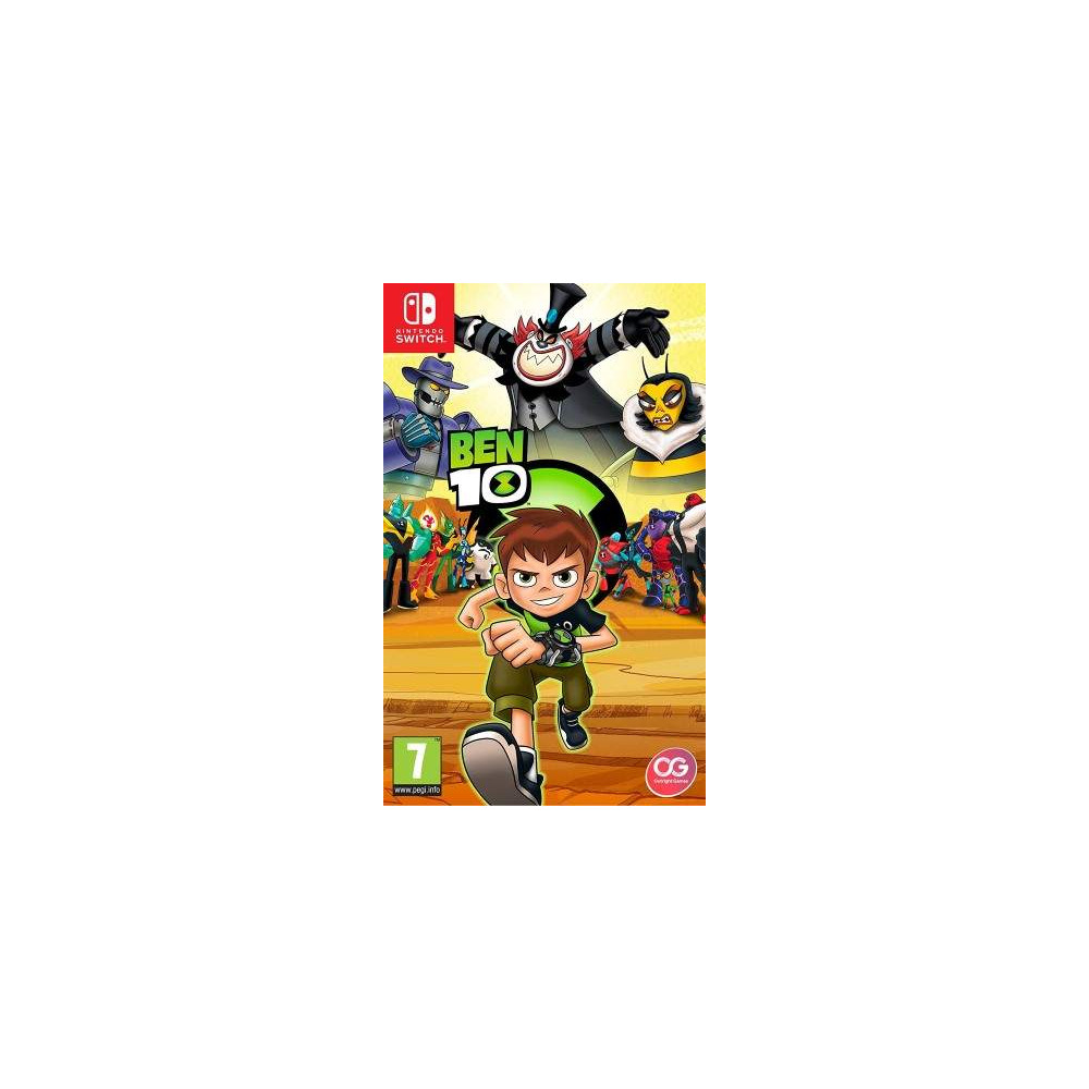 BEN 10 SWITCH UK OCCASION
