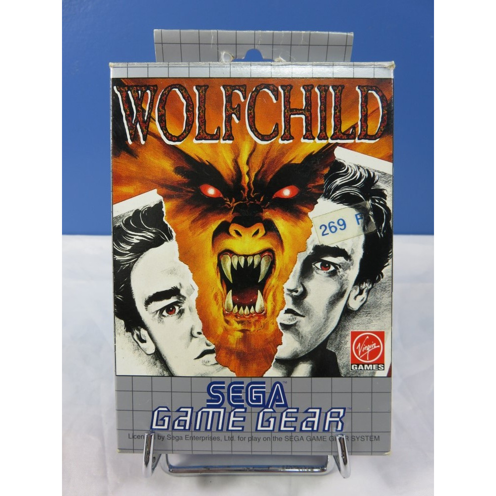 WOLFCHILD GAMEGEAR EURO OCCASION