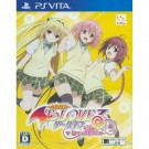 TO LOVE RU DARKNESS BATTLE ECSTASY PSVITA JAP OCC