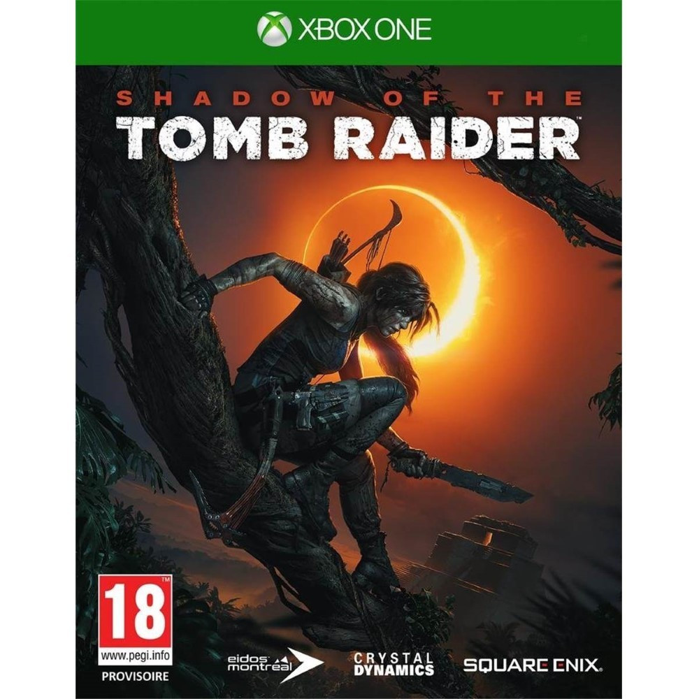 SHADOW OF THE TOMB RAIDER XBOX ONE UK/POL NEW