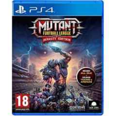 MUTANT FOOTBALL LEAGUE DYNASTY EDITION PS4 UK OCCASION