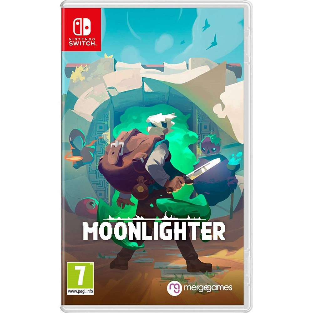 MOONLIGHTER SWITCH UK NEW