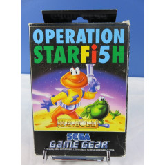 OPERATION STARFI5H GAME GEAR EURO OCCASION