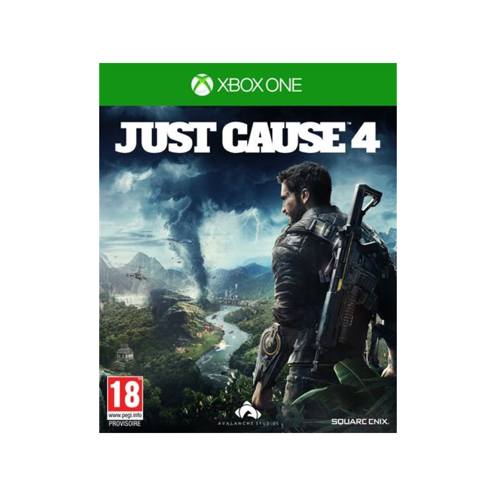 JUST CAUSE 4 XBOX ONE FR OCCASION