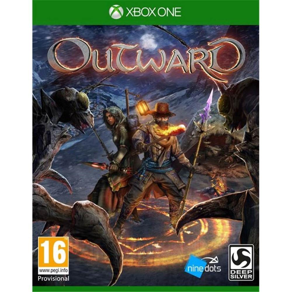 OUTWARD XBOX ONE PAL FR NEW