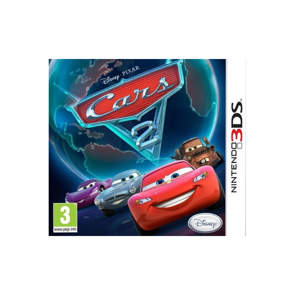 CARS 2 3DS FR OCCASION