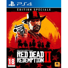 RED DEAD REDEMPTION 2 SPECIALE EDITION PS4 FR OCCASION