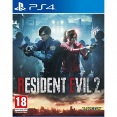 RESIDENT EVIL 2 PS4 UK OCCASION