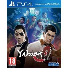 YAKUZA 0 PS4 UK OCCASION