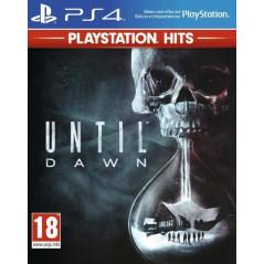 UNTIL DAWN PLAYSTATION HITS PS4 UK NEW