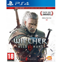 THE WITCHER 3 PS4 UK OCCASION