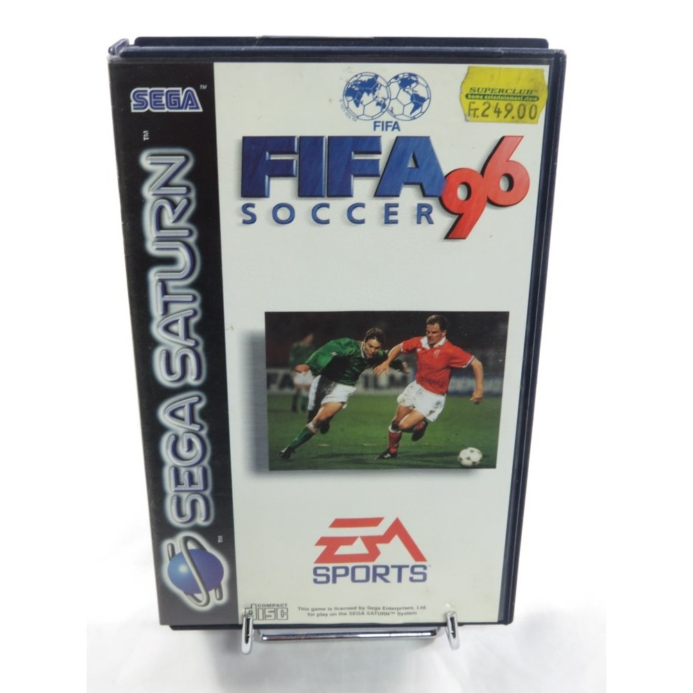 FIFA SOCCER 96 SATURN PAL-EURO OCCASION