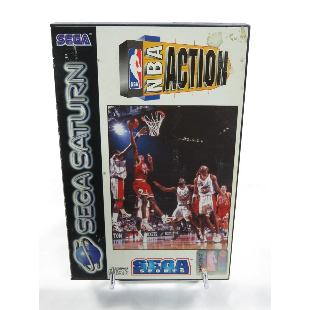 NBA ACTION SATURN PAL-EURO OCCASION