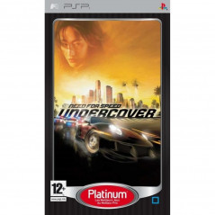 NEED FOR SPEED UNDERCOVER (PLATINUM) PSP FR OCCASION