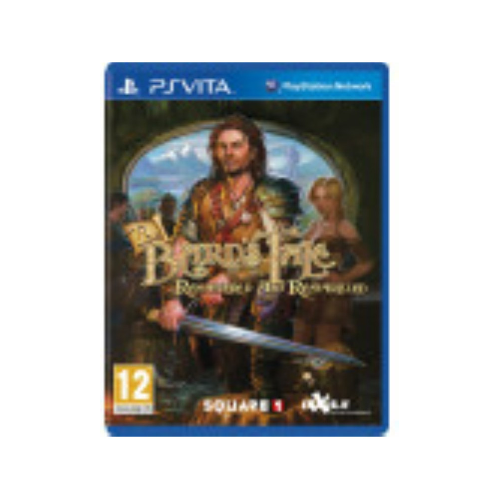 THE BARD S TALE REMASTERED AND RESNARKLED PSVITA FR NEW