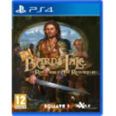 THE BARD S TALE REMASTERED AND RESNARKLED PS4 FR NEW