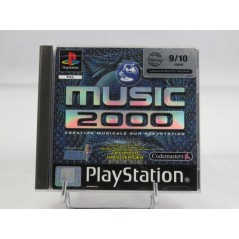 MUSIC 2000 PS1 PAL-FR (COMPLET)