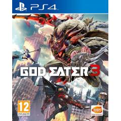 GOD EATER 3 PS4 PAL FR NEW