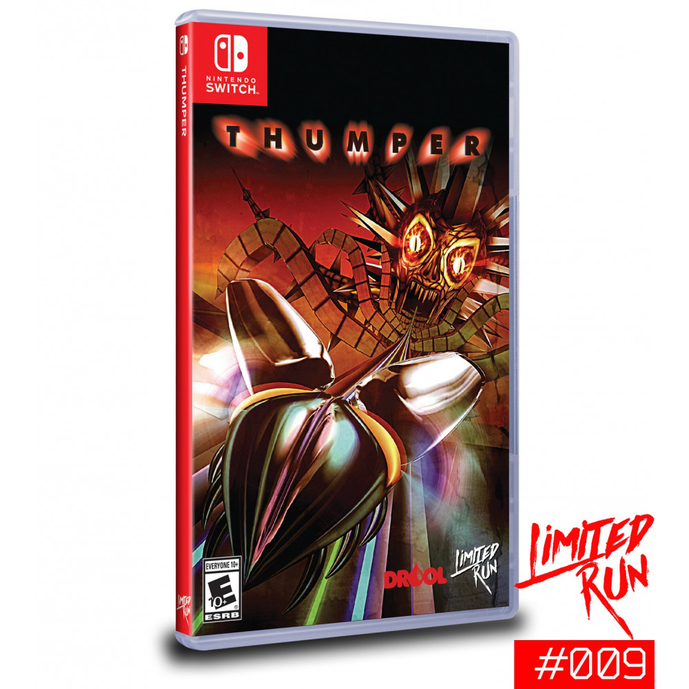THUMPER SWITCH US NEW