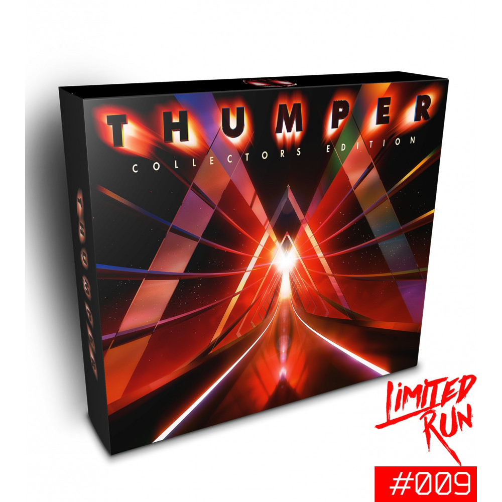 THUMPER COLLECTOR EDITION SWITCH US NEW