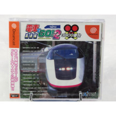 DENSHA DE GO 2 (KOUSOKU-HEN 3000) DREAMCAST NTSC-JPN NEW