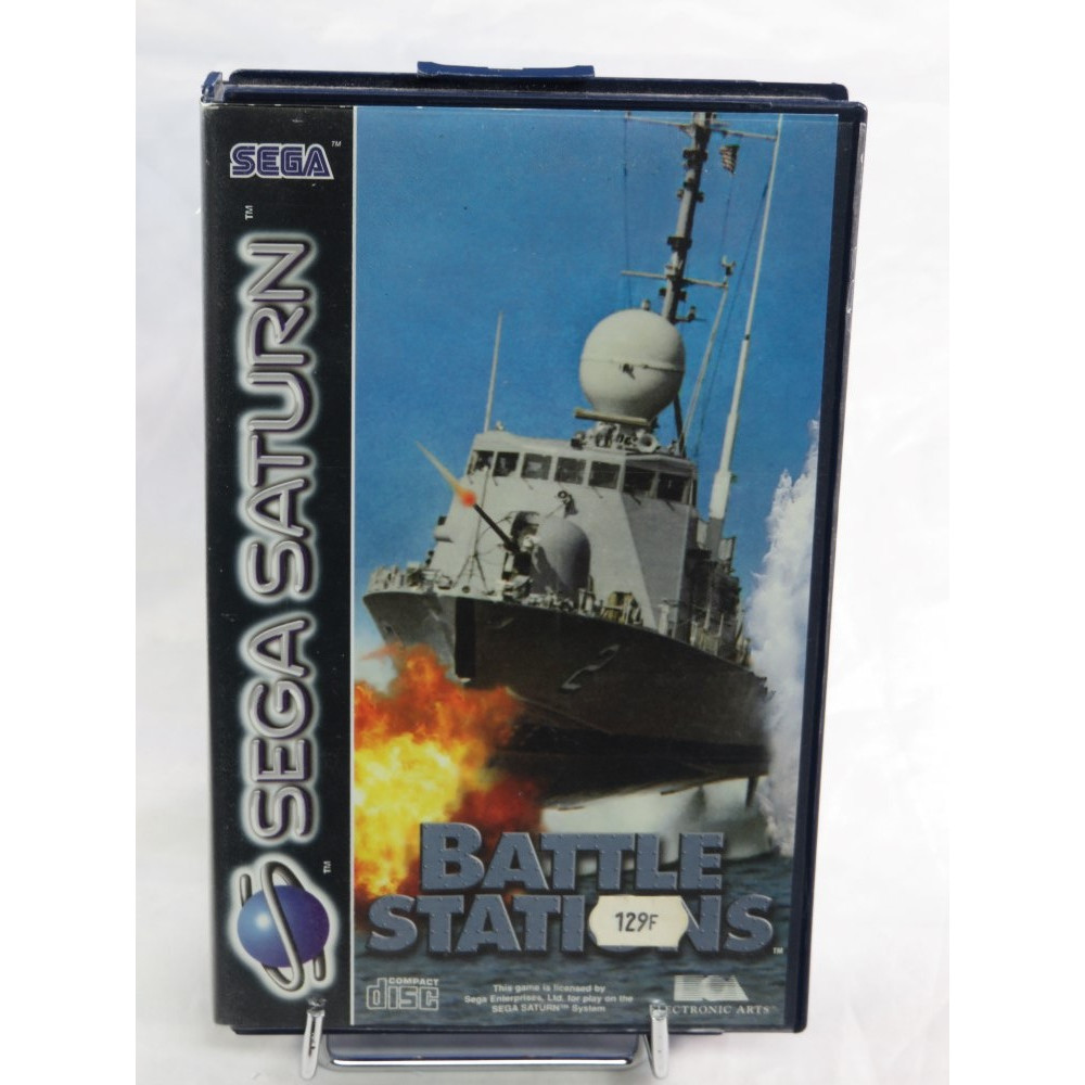 BATTLE STATIONS SATURN PAL-EURO OCCASION