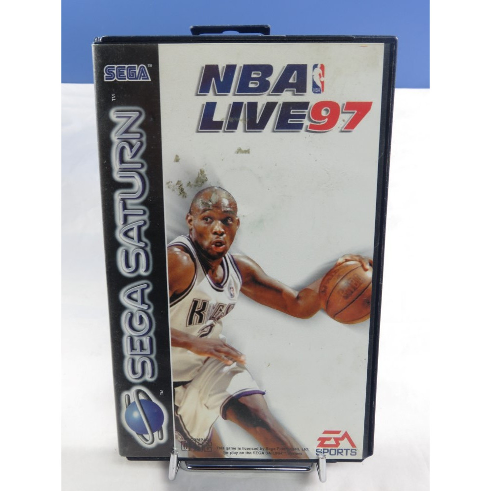 NBA LIVE 97 SATURN PAL-EURO OCCASION