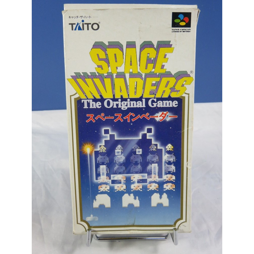 SPACE INVADERS (SANS NOTICE) SFC NTSC-JPN OCCASION