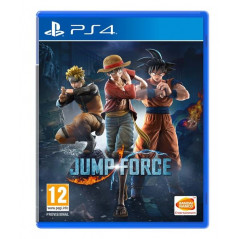 JUMP FORCE PS4 FR NEW