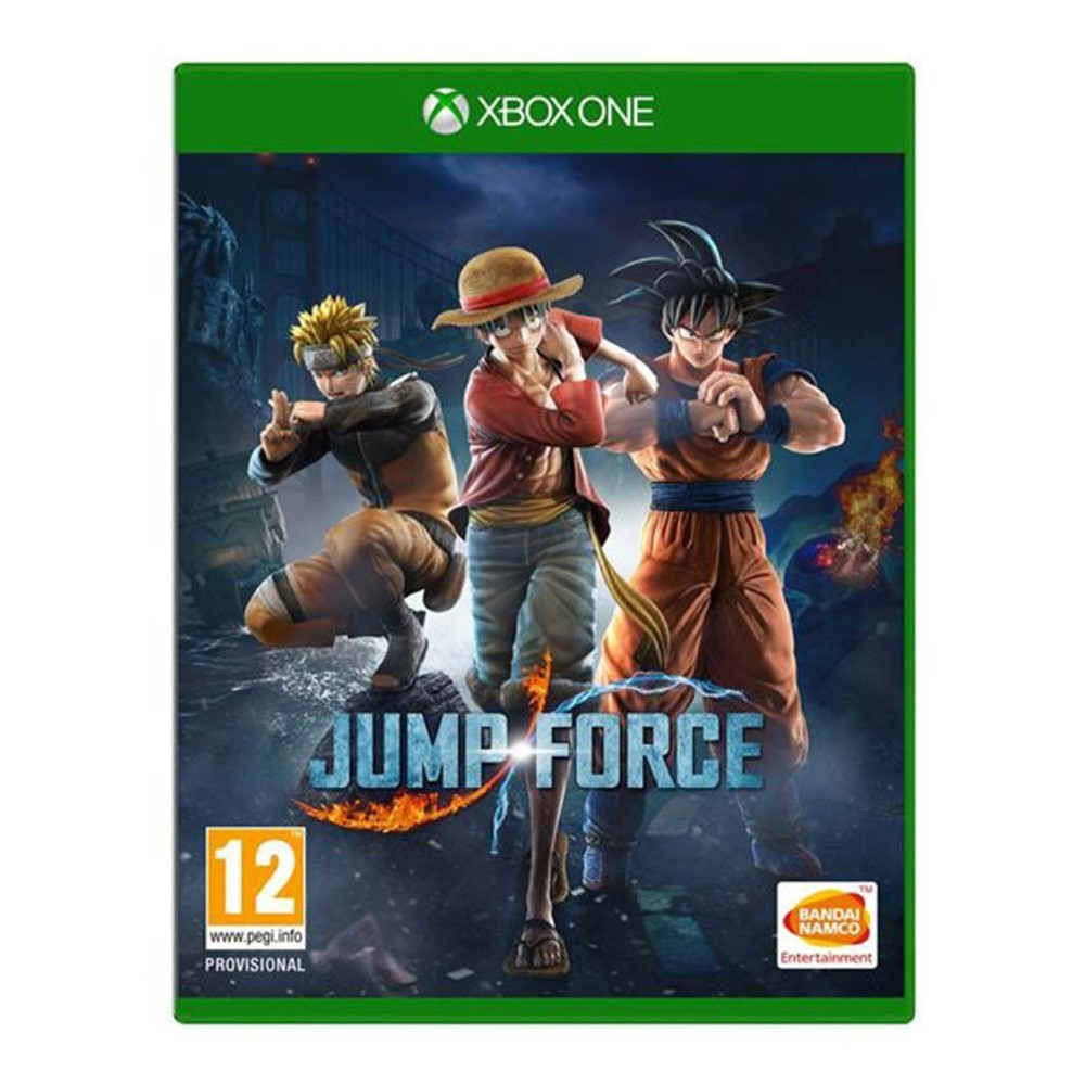 JUMP FORCE XBOX ONE PAL FR NEW