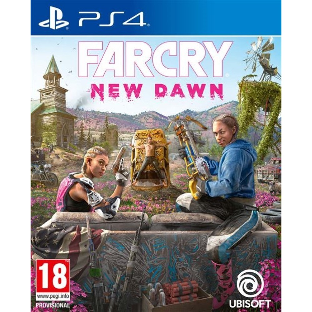 FARCRY NEW DAWN PS4 FR NEW