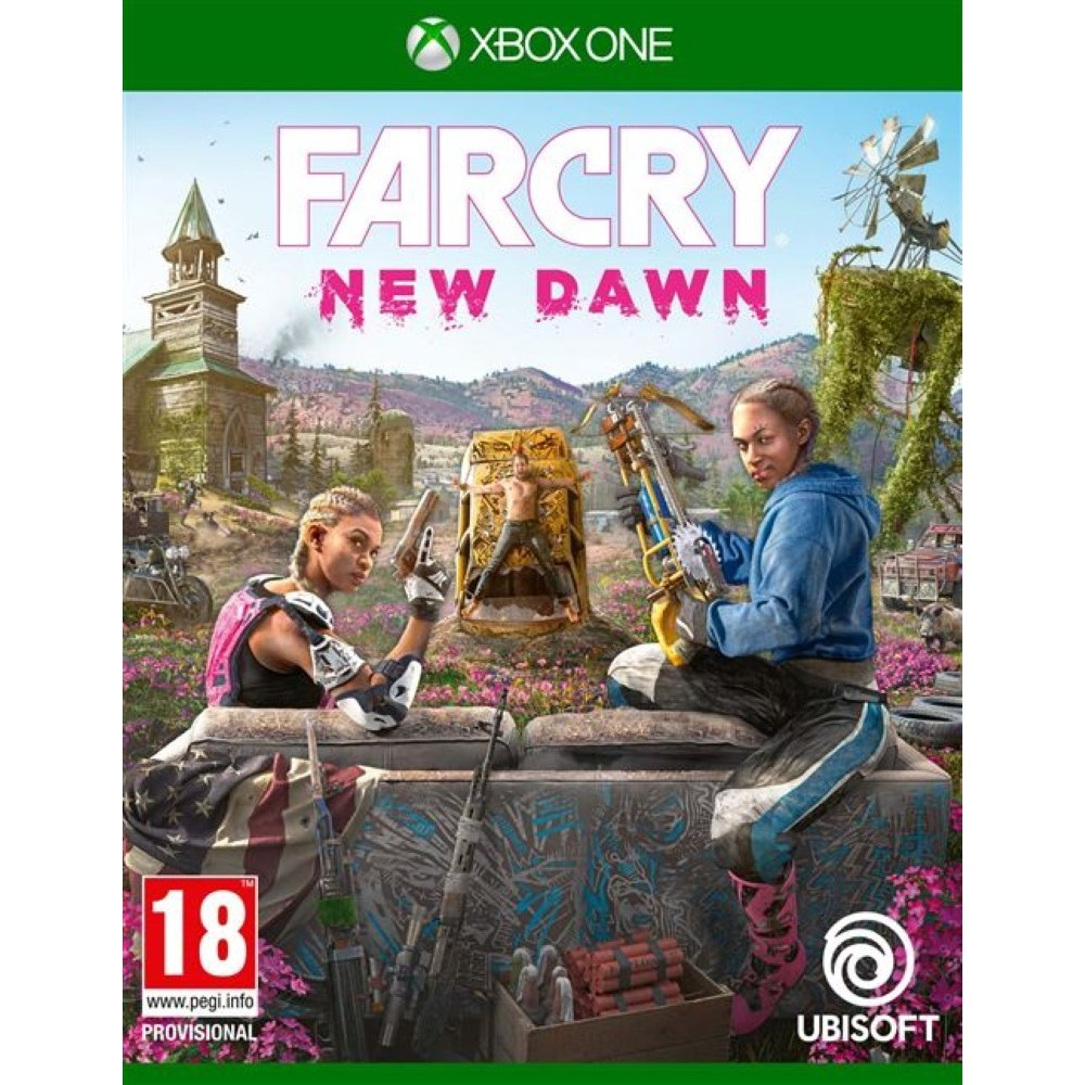 FAR CRY NEW DAWN XBOX ONE PAL FR NEW