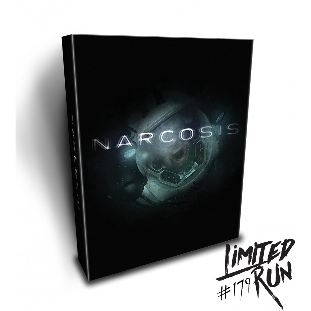NARCOSIS COLLECTOR PS4 US NEW