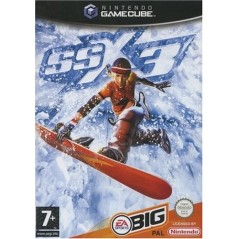 SSX 3 GAMECUBE PAL-FRA OCCASION
