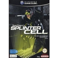 SPLINTER CELL GAMECUBE PAL-FR OCCASION