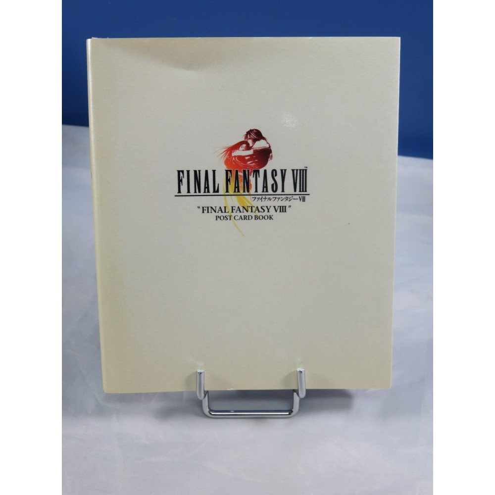 FINAL FANTASY VIII POST CARD BOOK JPN OCCASION