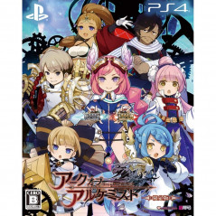 ARC OF ALCHEMIST LIMITED EDITION PS4 JAP NEW