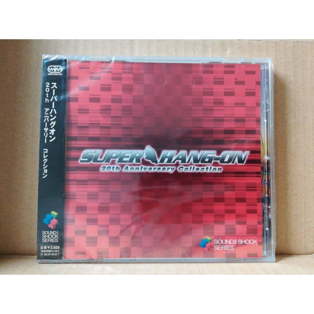 SUPER HANG ON 20th ANNIVERSARY COLLECTION ALBUM CD JPN NEW