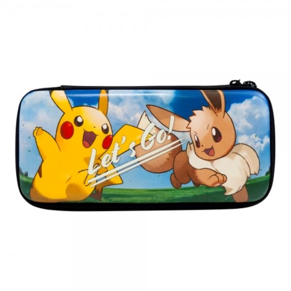 HARD POUCH POKEMON LET'S GO SWITCH EURO NEW