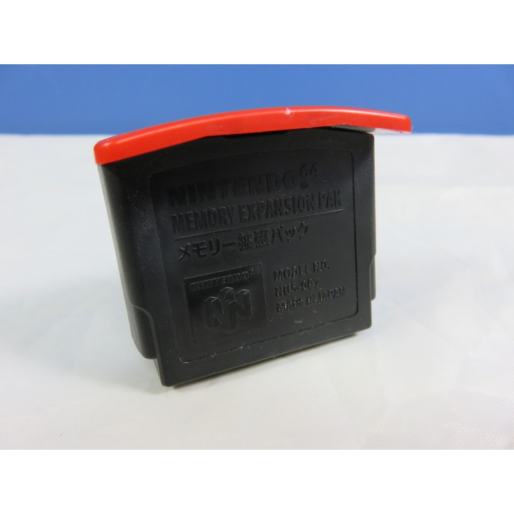 MEMORY EXPANSION PACK (RAM PACK) N64 NTSC-JPN LOOSE