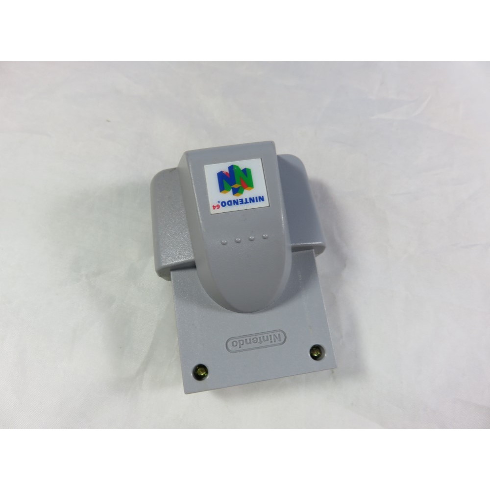 RUMBLE PACK NUS-013 NINTENDO 64 NTSC-JPN OCCASION