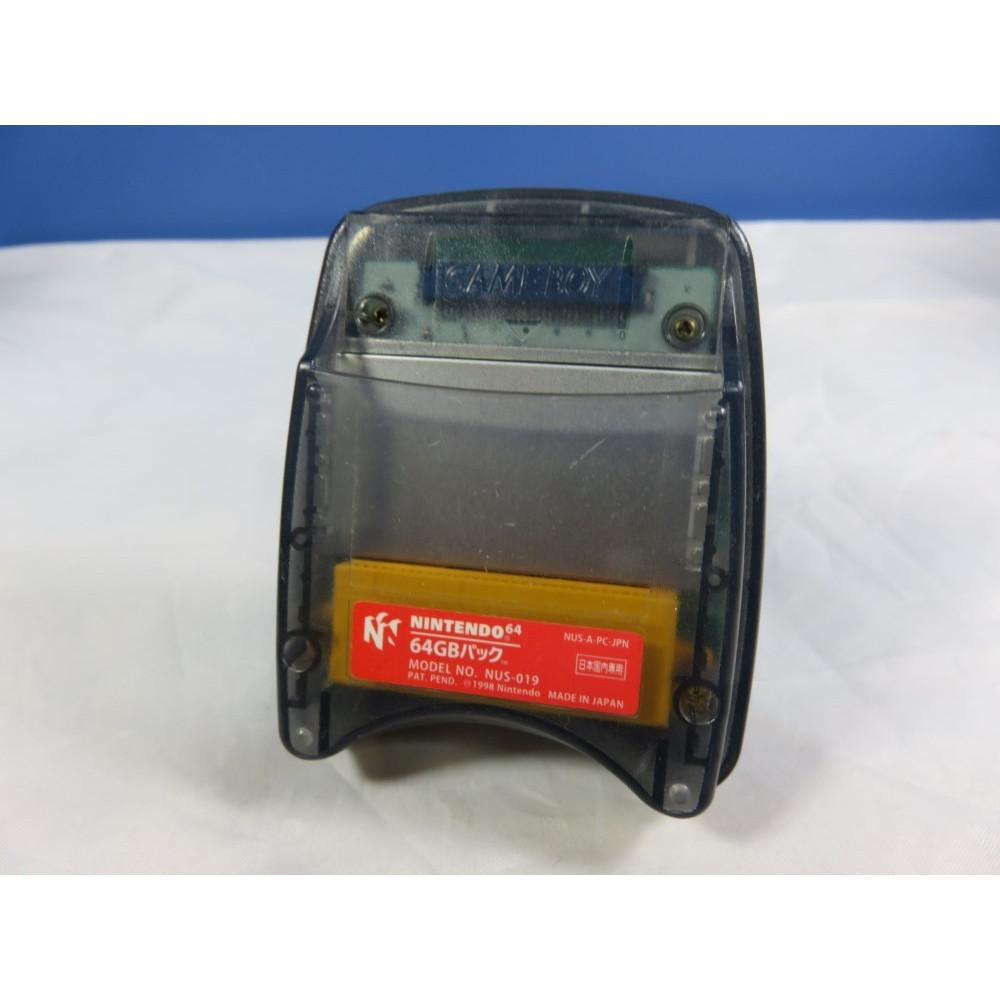 TRANSFER PAK NUS-019 NINTENDO 64 NTSC-JPN OCCASION